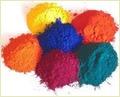 Pigment Powder For Interlocking Tiles