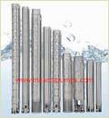 Stainless Steel Borewell Pumps