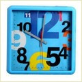 Square Analog Wall Clock