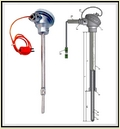Spout Thermocouples
