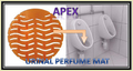 Apex Urinal Perfume Mat