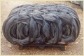 Cutting Truck Tyre Scrap