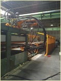 Used Cannon-Manni Sandwich Panel Production Line