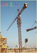 4t Self Erecting Tower Cranes (Qtz40 4808)