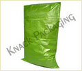 HDPE/PP Woven Single Colored Bags
