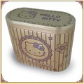 Hello Kitty Cookie Chocolate Candy Tin Box