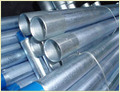 Galvanised & Black Steel Pipes