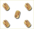 Brass Press Lock Type Inserts
