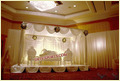 English Wedding Stage