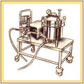 Sparkler Type Filter Press Machine