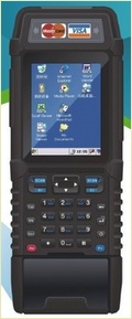 Rugged Handheld Data Terminal
