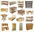Wooden & Steel Furniture
