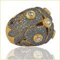 Pave Diamond Antique Jewelry