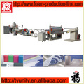 Pe Foam Sheet Machine