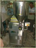 Evaporated Milk Filling Machine