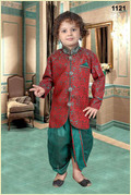 Indian Boys Clothing Set