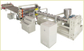 Four Layers Plastic Sheet Extrusion Line