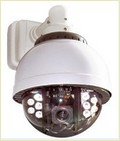 Outdoor Ir Cctv High Speed Security Dome Camera