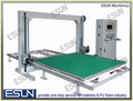 Rotate Table Foam Cutting Machine