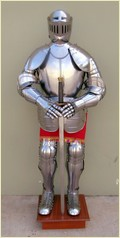 Full Suit Of Armor (Without Sword)