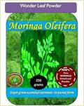 Moringa Oleifera Dried Leaf Powder