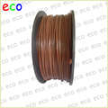 1.75mm Pla Filament  Brown For Felix Printers