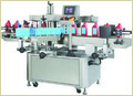 Automastic Flat Bottle Labeling Machine