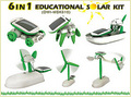 6-In-1 Solar Toy Educational Kit