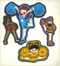 Cheerleading Patches
