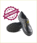 Steel Toe PVC Durable Safety Shoes