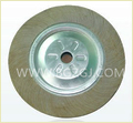 Stainless Steel Abrasive Cloth Wheel
