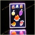 Led Fluorescent Menu Board-Low Price High Quality