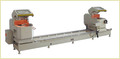 Double Mitre Saw Cutting Machine