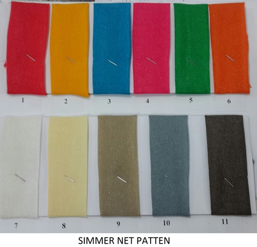 Simmer Net Patten Fabric
