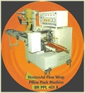 Down Paper Pillow Packaging Machine