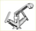 Designer Central Hole Basin Mixer Bathroom Tap
