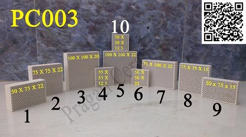 Industrial Ceramic Foundry Filter