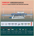 9 Motors Glass Straight-Line Beveling Machine Hxm9320c