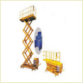 Multi Scissor Highrise Lifting Table