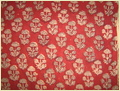 Cotton Flower Discharge Printed Scarves