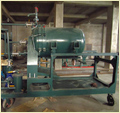 Plate Press Oil Filtration Machine