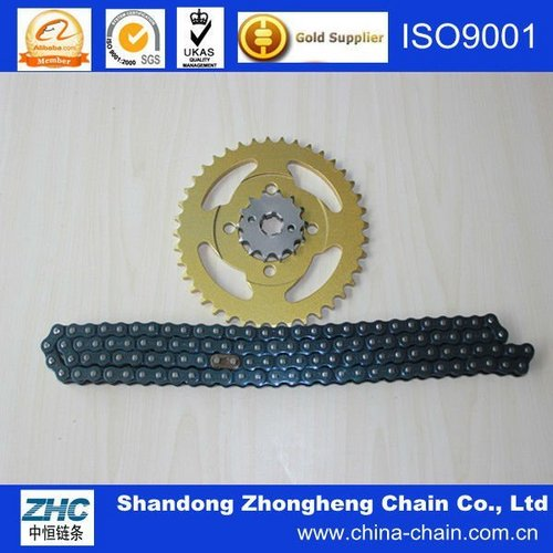 Saichao CG125 Motorcycle Chain Sprocket Kit