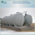 Sewage Treatment Using Mbr Plant