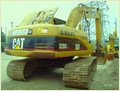 Used Caterpillar Excavator Cat320c
