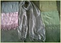 Cotton Viscose Scarves