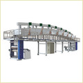Metalized Film Window Machine