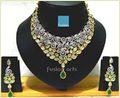 C.Z Diamonds/Vilandi Kundan Designer Necklace Jewellery