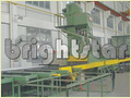 Aluminium Profile Shot Blasting Loom