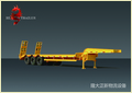 2013 Ft Skeletal Semitrailer