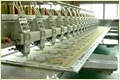 Used Swf Brand Embroidery Machines Sb - 6/36 (6 Colors 36 Heads)